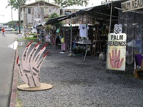 Palm Readings  by Monica Cranswick
