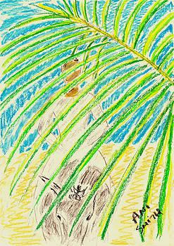 Palm Sunday by Ani Todd Smith