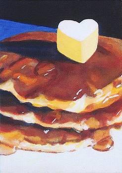 Pancakes by Sarah Vandenbusch