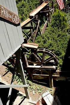 LeeAnn McLaneGoetz McLaneGoetzStudioLLCcom - Panning For Gold in Virginia City Nevada