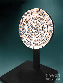 Berenice Abbott - Parabolic Mirror