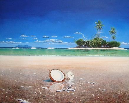 Paradise by Pravin  Sen