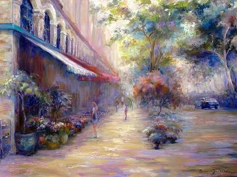 Paris In The Summer by Bonnie Goedecke