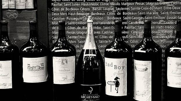 TONY GRIDER - Paris Wine Shop