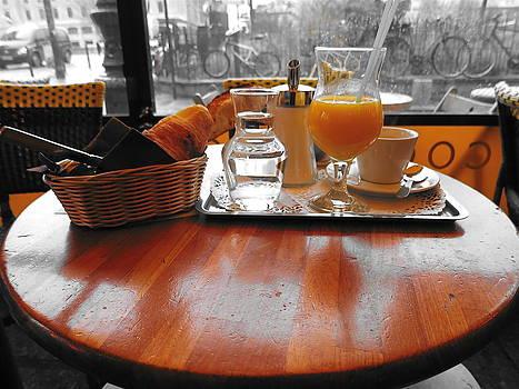 Blake Yeager - Parisian Breakfast