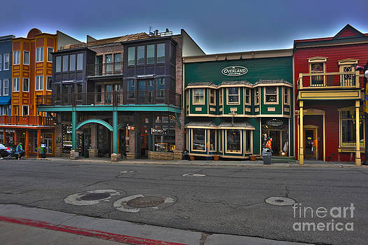 Dan Friend - Park City Store fronts
