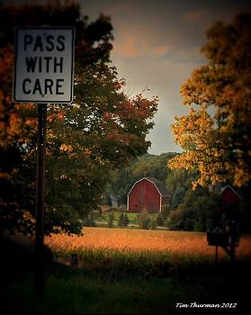 Pass with Care by Timothy Thurman