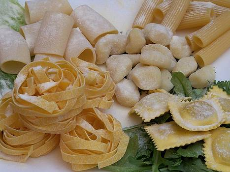 Pasta Perfect by Sandy Collier