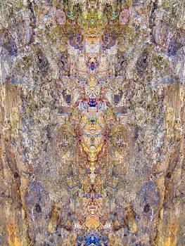 Pastel Canyon by Lynzi Wildheart