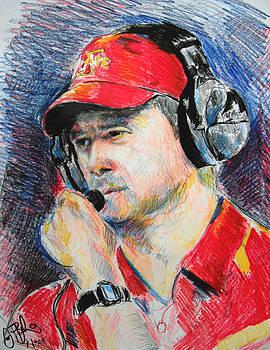 Jon Baldwin  Art - Paul Rhoads Iowa State