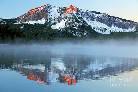 Adam Jewell - Paulina Lake Reflections