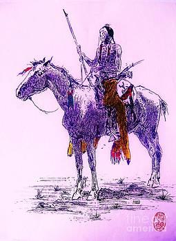 Roberto Prusso - Pawnee Brave