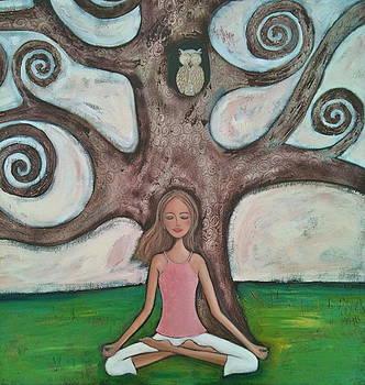 Peace for Me by Denise Daffara