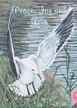 Peace Joy and Love. by Joy Ballack
