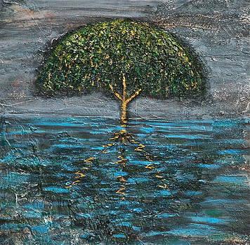 Peace Tree by Dan Koon