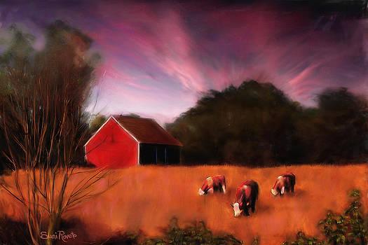 Peaceful Pasture by Suni Roveto