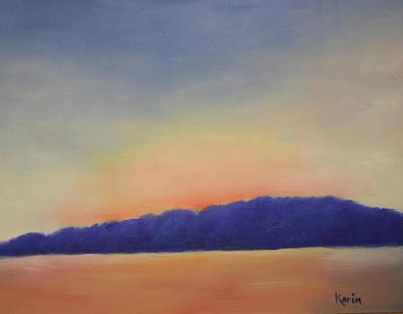 Peaceful Pond by Karin Eisermann