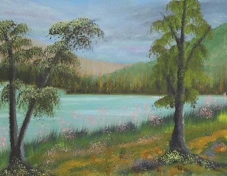Peaceful Wanderings by John Minarcik