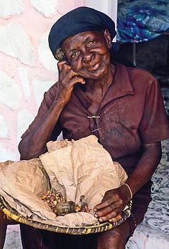 Johnny Sandaire - Peanut Vendor