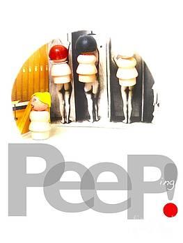 Peeping by Ricky Sencion