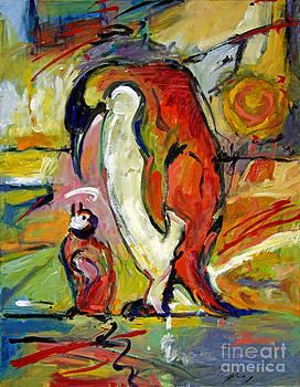 David Lloyd Glover - Penguins
