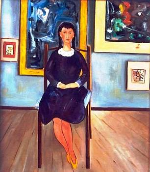 Penultimate Modigliani studio by Sandro Sabatini