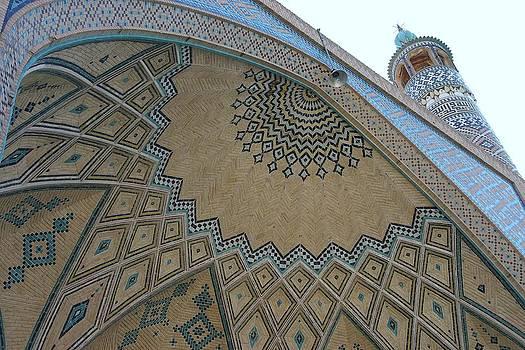 Persian Mosque by Tia Anderson-Esguerra