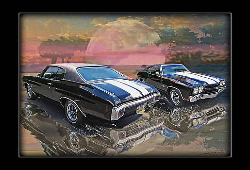 Petes Dads Chevelle by John Breen