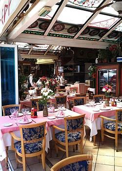 Peurto Banus Spain Restaurant by Laura Ramsey