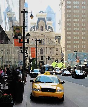 Ian  MacDonald - Philadelpia Street Scene