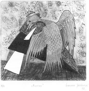 Phoenix  by Branko Jovanovic