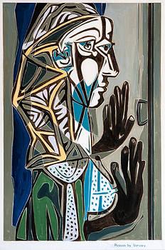 Picasso4 by Varvara  by Varvara Stylidou
