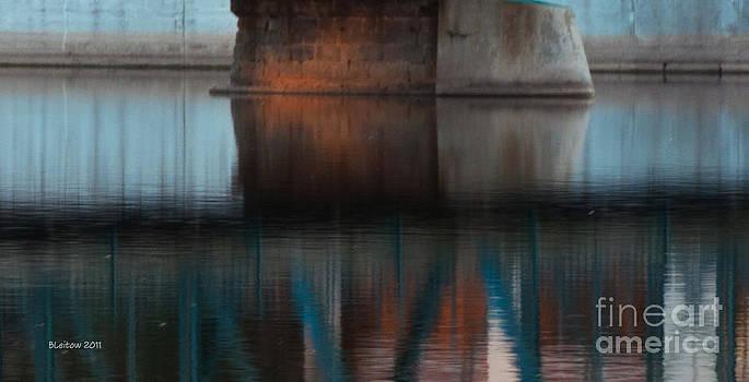 Pillars  by Brenda Leitow