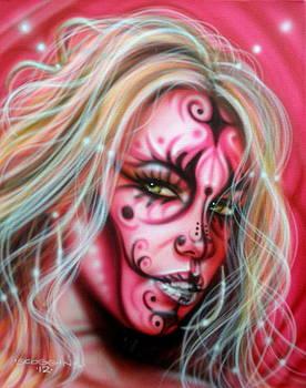 Pink Beauty by Tim  Scoggins
