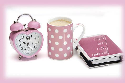 Pink Monday by Taschja Hattingh