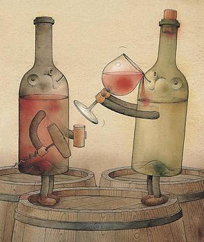 Kestutis Kasparavicius - Pinot Noir and Chardonnay