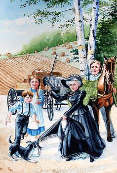 Hanne Lore Koehler - Pioneer Family