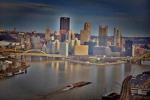 Pittsburgh by Matt Matthews