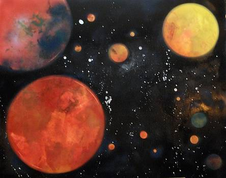 PlanetGLC5 by Valera Ainsworth
