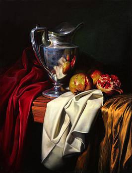 Plata y granadas by William Martin