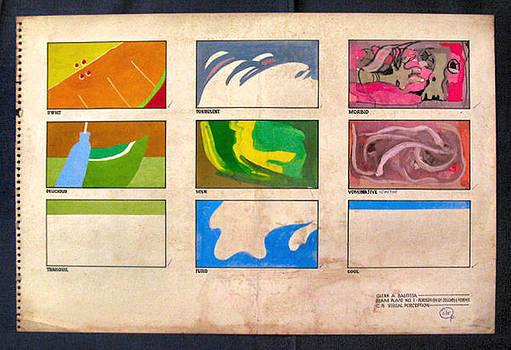 Glenn Bautista - Plate No. 1 - Perception of Colors 69