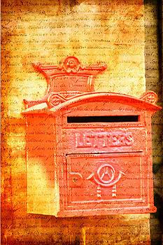 Please Mr Postman... by Taschja Hattingh