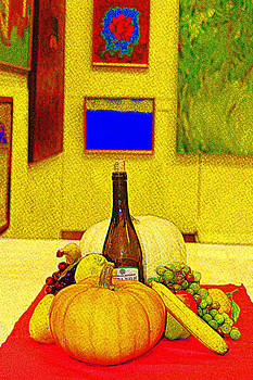 Plenty With Wine by Bob Whitt