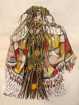 Pocahontas by Karine Percheron-Daniels
