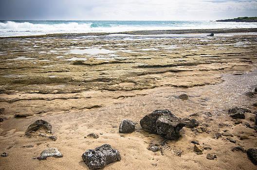 Poipu Beach by Jen Morrison