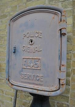 Daryl Macintyre - Police Signal Box