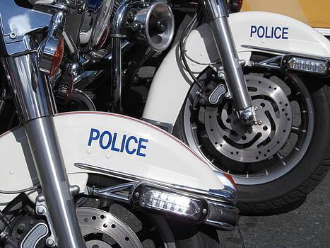 Alfred Ng - Police Wheels