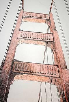 Pont Rouge by Devan Gregori