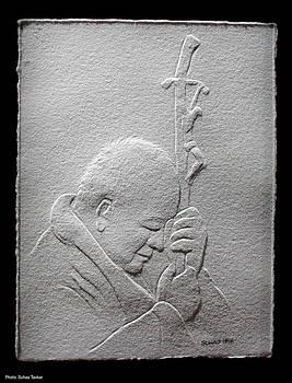 Pope John Paul 2 by  Suhas Tavkar