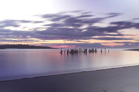 Popham Morning by Timothy Donahue